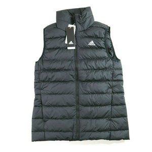 FT2581 Womens Adidas Todown Down Puff Black Zip Up